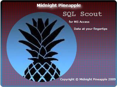 Sql Scout for MS Access