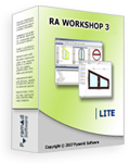 RA Workshop Lite Edition Screen shot