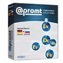 Click to view @promt Expert 8.5 Russisch <-> Deutsch, inkl. Promt Mobile 7.0 Russisch-Deutsch / Deutsch-Russisch (Bo screenshots