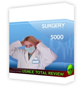 Click to view USMLE SURGERY screenshots