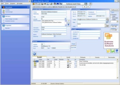 Click to view CRM Pro - Business Software screenshots
