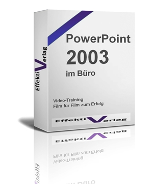 PowerPoint 2003, Videotraining