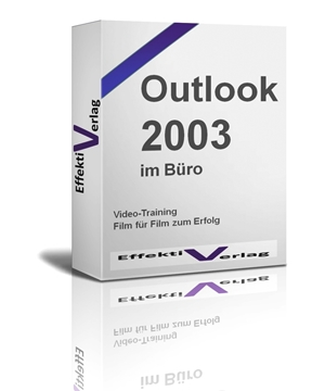Click to view Outlook 2003, Videotraining screenshots