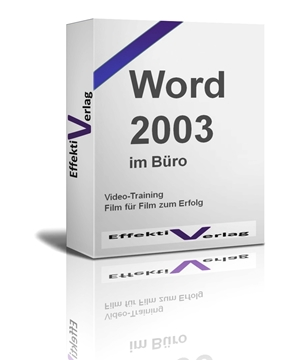 Click to view Word 2003, Videotraining screenshots
