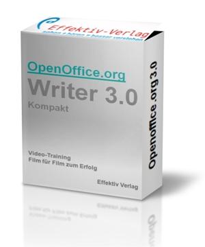 OpenOffice Writer, Videotraining