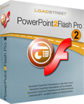 Click to view PowerPoint2Flash Pro 2 screenshots