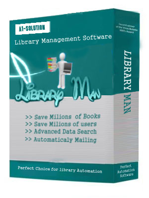 Library Man Advanced Library Management Software
