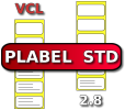 Click to view PLABEL VCL STD TEAM LICENSE WITHOUT CODE screenshots