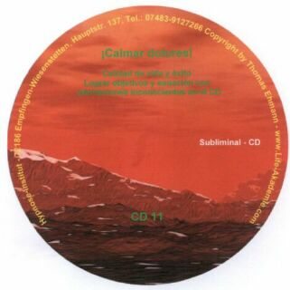 Click to view CD Subliminal 11 !Calmar dolores! screenshots