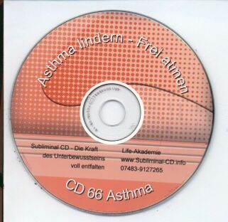 Click to view Subliminal CD - Asthma lindern - Frei atmen - Lebensenergie neu tanken screenshots