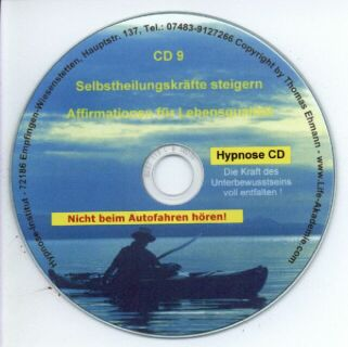 Click to view Hypnose CD - Selbstheilungskrafte steigern screenshots