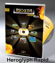 Click to view Heroglyph RAPID (- 25%) screenshots
