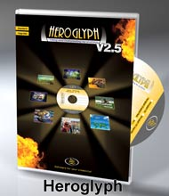 Click to view Heroglyph Upgrade V 1 -> V2.5 (- 25%) screenshots