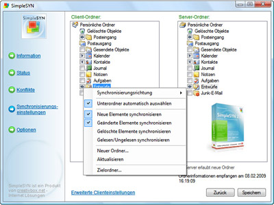 Click to view SimpleSYN 2.0 Licence screenshots