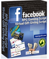 Facebook Virtual Gift Giving Application Script