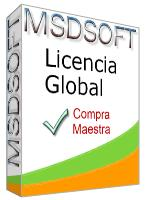 Click to view Licencia Global MSD Soft screenshots
