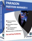 Paragon Partition Manager 11 Personal Edition (English)