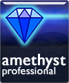 Amethyst Professional Edition Screen shot