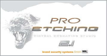 GuardSoft Virtual Engraving Studio - ProEtching (personal license)