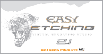 GuardSoft Virtual Engraving Studio - EasyEtching (personal license)
