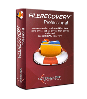 FILERECOVERY 2015 Professional (PC)