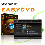 Click to view Womble EasyDVD Site License screenshots