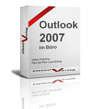 Click to view Outlook 2007, Videotraining screenshots
