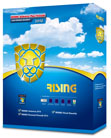 Rising Antivirus Plus Firewall 2010 1 Year 1 User New License