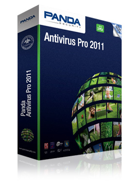 Panda Antivirus Pro 2011 (Up to 3PCs) - ESD -12 months