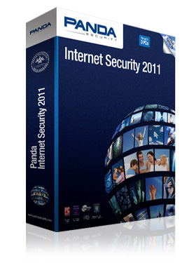 Panda Internet Security 2011 (Up to 3PCs) - ESD -12 months