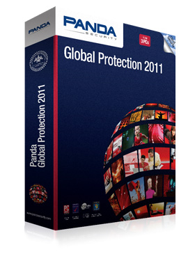 Panda Global Protection 2011 (Up to 3PCs) - ESD -12 months