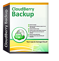 CloudBerry Backup Desktop Edition - annual maintenance Screen shot