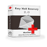 Click to view Easy Mail Recovery Service License screenshots
