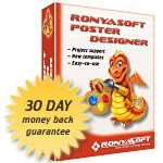 RonyaSoft Poster Designer (Enterprise license)