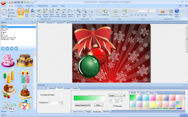 SmartsysSoft Greeting Card Designer