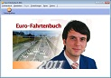 Click to view Euro-Fahrtenbuch 2011 PRO-Version screenshots