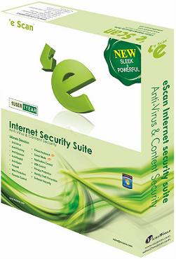 Antivirus eScan ISS Edition 3 usuarios