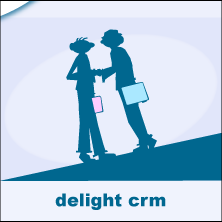 Click to view delight crm Standard Netzwerk screenshots