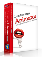 CrazyTalk Animator Standard (Educational Box Version)