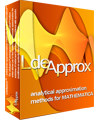 Click to view LdeApprox - approximation methods for Mathematica screenshots
