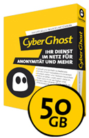 Click to view CyberGhost VPN 50 GB Traffic Upgrade screenshots
