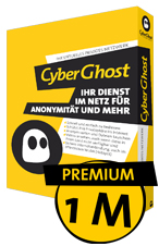 Click to view CyberGhost Premium VPN (1 M) screenshots
