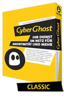 Click to view Cyberghost Classic VPN screenshots