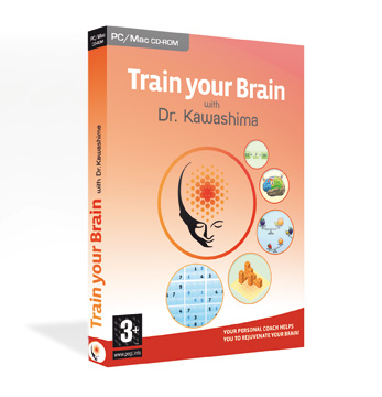 """Train your Brain"" with Dr. Kawashima (Windows Version) Screen shot"