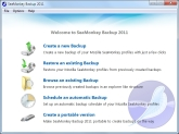 Click to view SeaMonkey Backup 2011 screenshots
