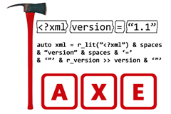 Click to view AXE C++ Parser Generator screenshots