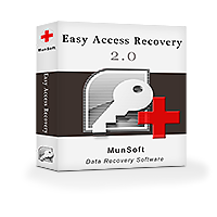 Click to view Easy Access Recovery Personal License screenshots