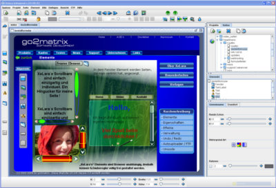 Click to view XeLara 6.0 screenshots