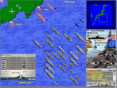 BattleFleet - Pacific War Edition XL Screen shot