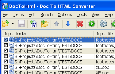 DocToHtml - Doc to HTML Converter (Business License)